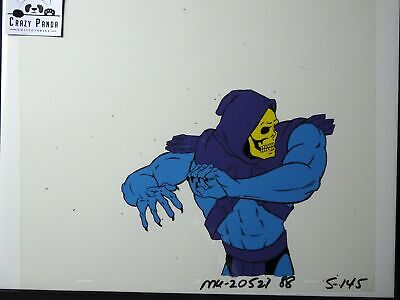 He-Man & The Masters Of The Universe Animation Production Cel: Skeletor - 169