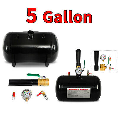 5 Gallon Air Tire Bead Seater Blaster Tool Seating Inflator Truck ATV 145PSI US