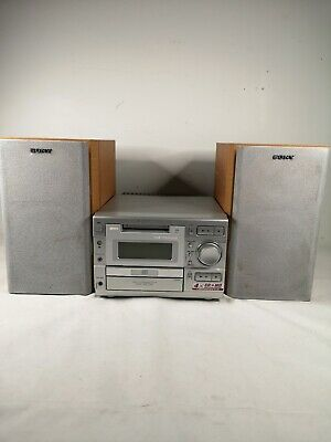 Sony Dhc Md595 Cd Player Minidisc Player/Recorder