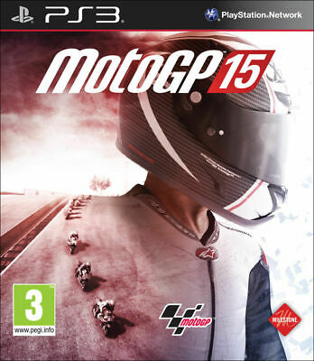 Motogp 15, Ps3 (Playstation 3), Castellano, Store España (No Disco) Digital