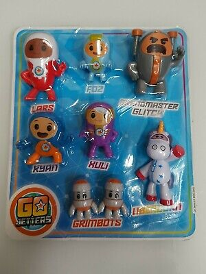 G.O Drive /& Glitch and Grimboot Kyan Xuli G.O Board 3 Go Jetters Click On
