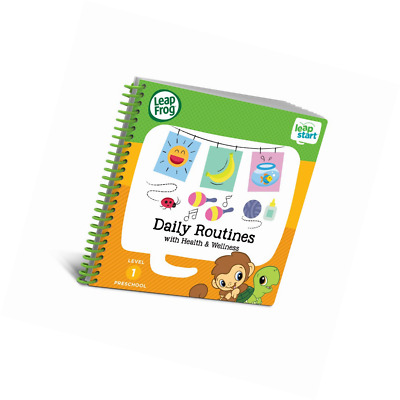 LeapFrog 21506 LeapStart Nursery Daily Routines and Health and Wellness Activity