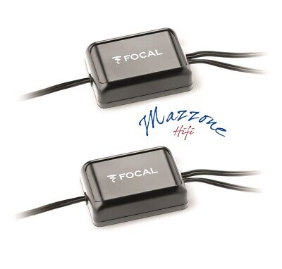 Crossover Focal 2 Ways from Set RSE-165 for Woofer Tweeter for Speakers Car