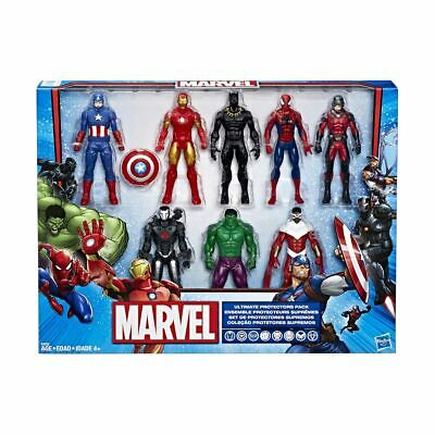 Kids Marvel Ultimate Protectors Pack Child Birthday Gift Item Toy Brand New AU