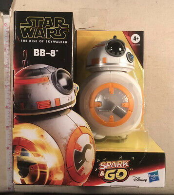 Star Wars Rise of Skywalker Spark & Go BB-8 Rolling Droid