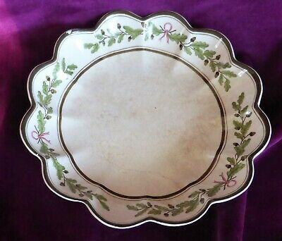 |Lovely Arts & Crafts Wedgwood Fluted Dish  for James Powell Whitefriars