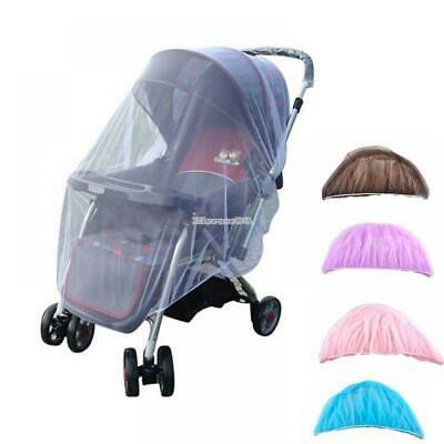Durable Full Cover Baby Stroller Mosquito Net Baby Carriages Protection ElR8
