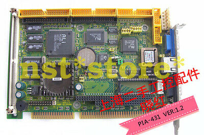 For Used PIA-431 VER:1.2 Industrial Control Motherboard