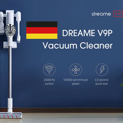 DREAME V9P Handstaubsauger Kabelloser Staubsauger 400W 20KPa Home Vacuum Cleaner