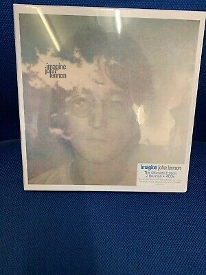 John Lennon : Imagine: The Ultimate Collection CD Super Deluxe  Box Set with