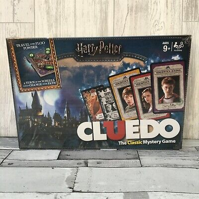 Harry Potter Cluedo Mystery Board Game - Winning Moves