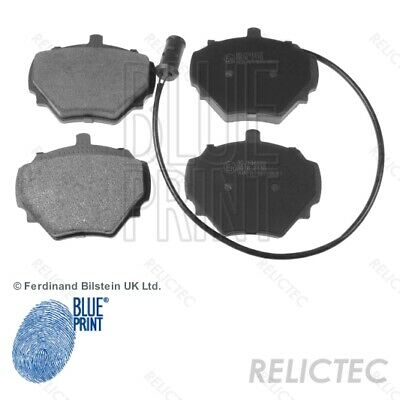 Rear Brake Pads Set Land Rover:DEFENDER,DISCOVERY I 1 SFP500190 STC8574 STC2593
