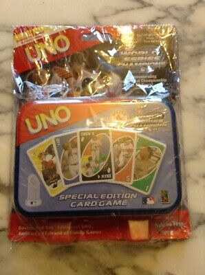 Mattel Uno Special Edition Card Game Boston Red Sox 2004 World Series Champions