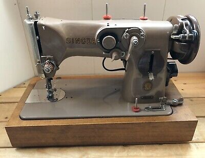 Singer 316G heavy duty semi-industrial electric zigzag sewing machine