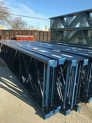 "USED Teardrop Uprights 48"" x 23' high, Chicago"