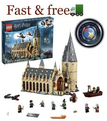 LEGO Harry Potter Hogwarts Great Hall Toy - 75954🚚QUICK DISPATCH