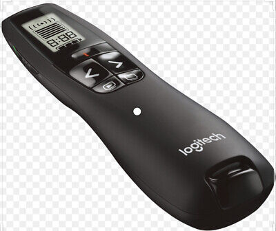Logitech R700 Laser Presentation Remote Pointer 30m