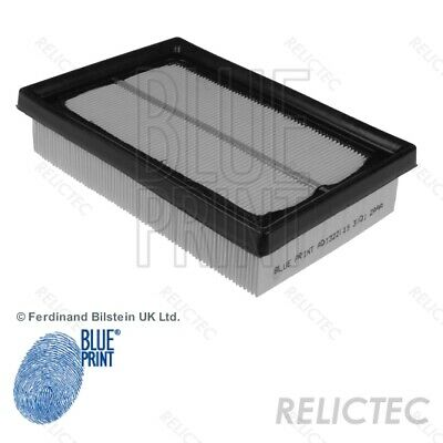 BORG /& BECK AIR FILTER FOR TOYOTA YARIS PETROL 1.0 HATCHBACK 50KW