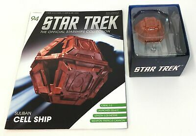 Star Trek Official Starship Collection Number 94 - Suliban Cell Ship
