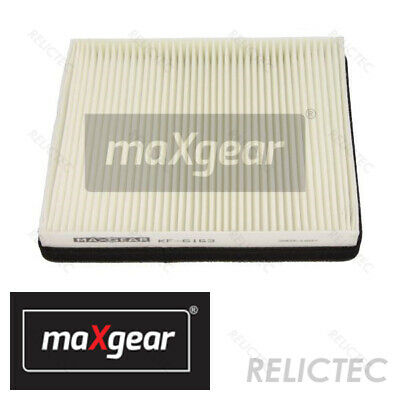 Interior Pollen Cabin Filter Rover MG:200,45,25,ZS,ZR,STREETWISE,COUPE