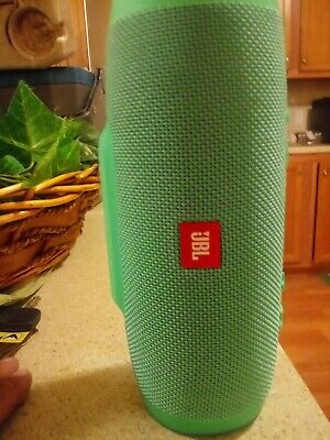 JBL Charge 3 Waterproof Portable Wireless Bluetooth Speaker - (TEAL)