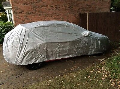 Ford Focus Fitted Outdoor Car Cover Mk2 & ST 2005-2011 with Enhanced Warranty