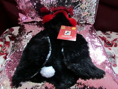 Novelty Penguin Themed Doggy Costume For Small Dogs Size Xs