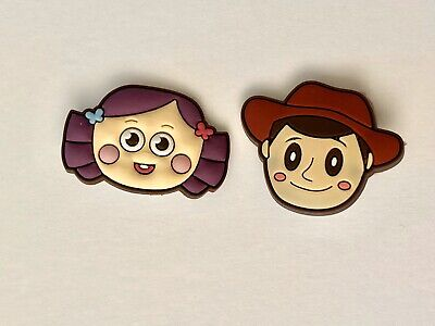 Toy Story 2 4 Woody Dolly Charms For Crocs Or Jibbitz Bracelets Shoe Set 2