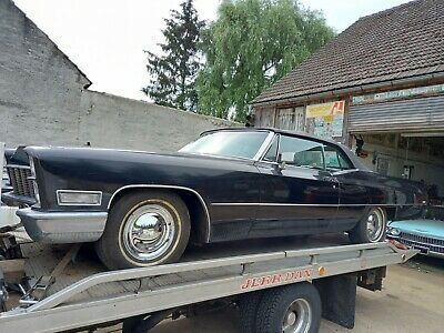 1967/1968 Cadillac Deville/Fleetwood Frontgrill ,gut !