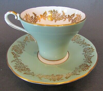 Vintage Aynsley Teacup and Saucer