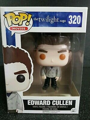 Figur Exclusive Edward Cullen Vampir Modus Funko POP Twilight