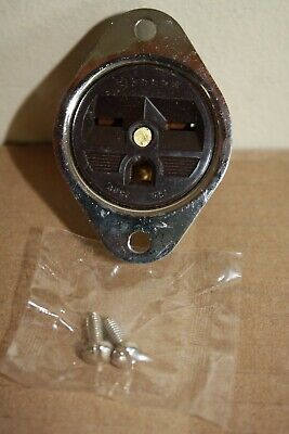 Hubbell Hbl5656 Flanged Receptacle