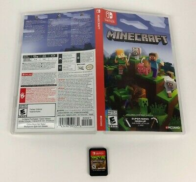 Minecraft for Nintendo Switch / Complete