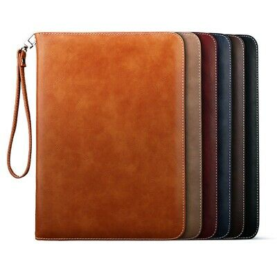 Luxury Leather Smart Case Cover for iPad 9.7 10.5 11 12.9 inch Pro 2019 UK STOCK