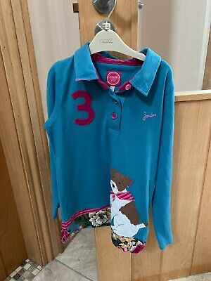 Joules Girls Top Age 9-10 Yrs