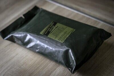 Food Ration MILITARY ARMY Daily Pack Lithuanian MRE, Great for camping, fishing!