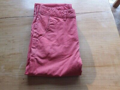 Boys Quiksilver Red Jeans (W28) Age Approx 14Yrs Great Condition