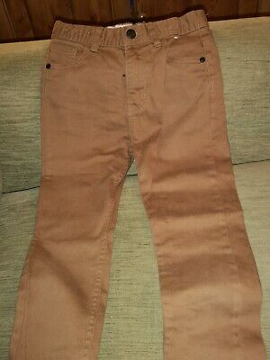 Brown Boys Age 8 To 9 Jeans