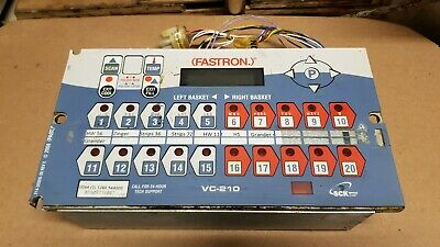 Henny Penny Computer Fastron Chicken Pressure Fryer Vision VC210