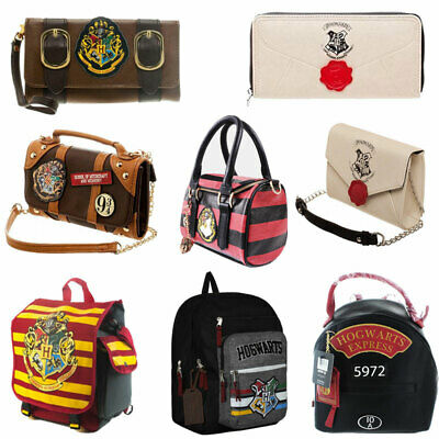 Harry Potter Hogwarts School Bag Wallet Collection Handbags