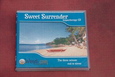 Sweet Surrender End To STRESS Hypnotherapy CD by Wendi Friesen CCHT of WENDI.COM