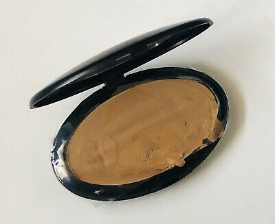 BLACK OPAL Oil Absorbing Pressed Powder Compact Rich Caramel - READ DESCRIPTION