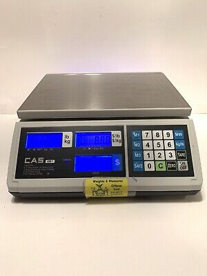 CAS ERJR ER JR CB price Computing Scale Food Service RA0157