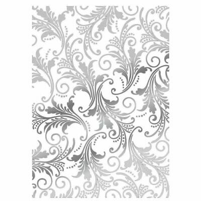 Crafter's Companion Gemini Foil Stamp Die - Elements - Ornate Swirls Background
