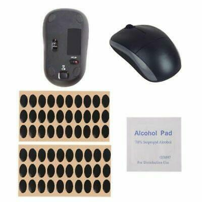 x2 sets mouse mice skates feet for Logitech M560 SUPER SMOOTH GLIDE MATERIAL
