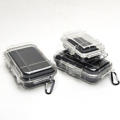 ABS Outdoor Shockproof Sealed Safety Case Tool Electronic Storage Box Accessory