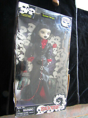 BE GOTHS Doll Penelope Fabrique Series 6 From  2007