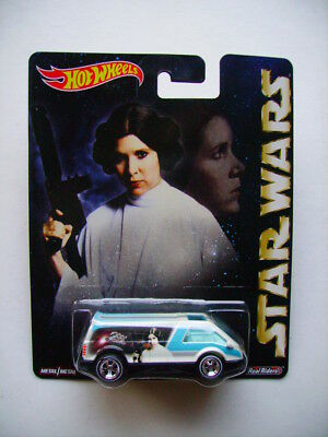Star Wars Princess Leia Dream Van XGW Panel 1:64 Hot Wheels CFP76 Prinzessin