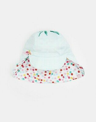 Joules Sunny G Sun Hat Toddlers Legionaire Style Bnwt