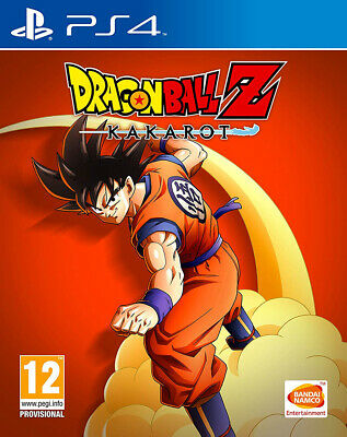 Ps4 Dragon Ball Z: Kakarot Eu  Sottotitoli In Italiano